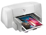 Hewlett Packard DeskJet 695c printing supplies