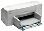Hewlett Packard DeskJet 722c printing supplies