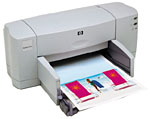 Hewlett Packard DeskJet 845cvr printing supplies