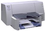 Hewlett Packard DeskJet 850c printing supplies