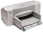 Hewlett Packard DeskJet 880c printing supplies