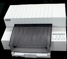 Hewlett Packard DeskJet 500p printing supplies
