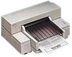 Hewlett Packard DeskWriter 520 printing supplies