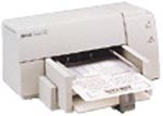Hewlett Packard DeskWriter 540 printing supplies