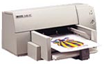 Hewlett Packard DeskWriter 600 printing supplies