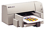 Hewlett Packard DeskWriter 660c printing supplies