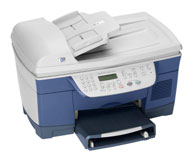 Hewlett Packard Digital Copier Printer 610 printing supplies