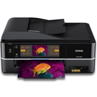 Epson Artisan 800 printing supplies