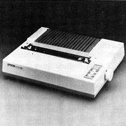 Epson FX-85 printing supplies