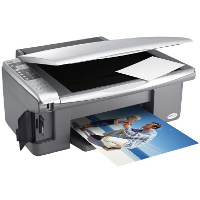 Epson Stylus CX4900 printing supplies