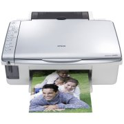 Epson Stylus DX4800 printing supplies
