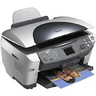 Epson Stylus Photo RX600 printing supplies