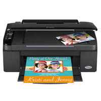 Epson Stylus NX100 printing supplies