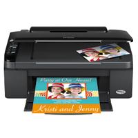 Epson Stylus NX100 consumibles de impresión