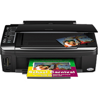 Epson Stylus NX200 printing supplies