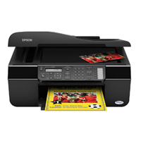 Epson Stylus NX300 printing supplies