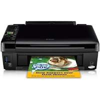 Epson Stylus NX420 printing supplies