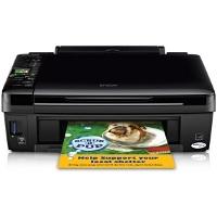 Epson Stylus NX420 consumibles de impresión