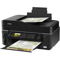 Epson Stylus Office TX610FW printing supplies