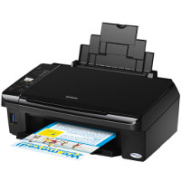 Epson Stylus TX210 printing supplies