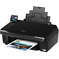 Epson Stylus TX550W printing supplies