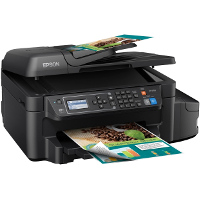 Epson WorkForce ET-4550 EcoTank printing supplies