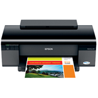 Epson WorkForce 30 printing supplies