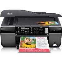 Epson WorkForce 315 consumibles de impresión