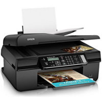 Epson WorkForce 320 printing supplies