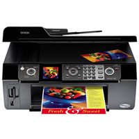 Epson WorkForce 500 printing supplies