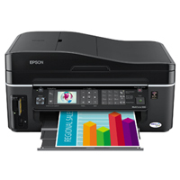 Epson WorkForce 600 printing supplies