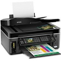 Epson WorkForce 610 printing supplies