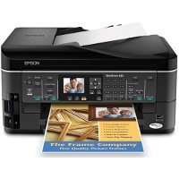 Epson WorkForce 630 printing supplies