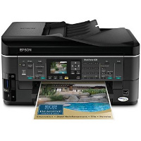 Epson WorkForce 635 consumibles de impresión