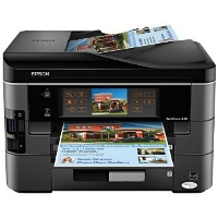 Epson WorkForce 840 printing supplies