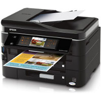 Epson WorkForce 845 printing supplies
