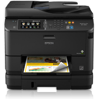 Epson WorkForce Pro WF-4640 printing supplies