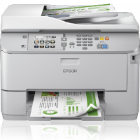Epson WorkForce Pro WF-5620 DWF printing supplies