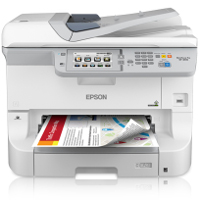 Epson WorkForce Pro WF-8590 printing supplies