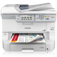 Epson WorkForce Pro WF-8590 DWF printing supplies