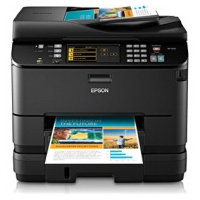 Epson WorkForce Pro WP-4033 printing supplies
