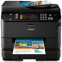 Epson WorkForce Pro WP-4540 printing supplies