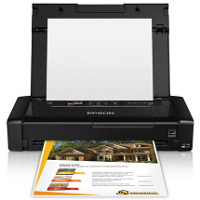 Epson WorkForce WF-100 Mobile printing supplies