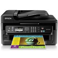 Epson WorkForce WF-2540 printing supplies