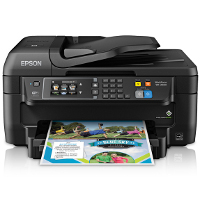 Epson WorkForce WF-2660 printing supplies