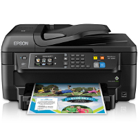 Epson WorkForce WF-2760 printing supplies