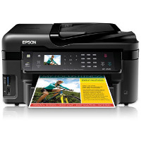Epson WorkForce WF-3520 printing supplies