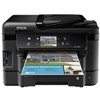 Epson WorkForce WF-3540 printing supplies