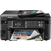 Epson WorkForce WF-3620 printing supplies