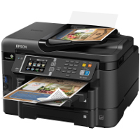 Epson WorkForce WF-3640 DTWF printing supplies